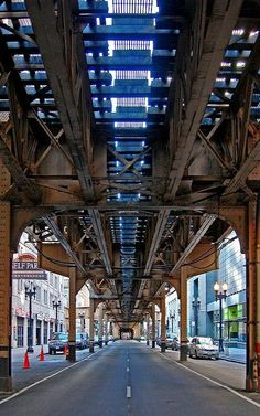Chicago Architecture : Lake Street (Chicago Pin of the Day, Chicago Travel, Chicago City, Chicago Skyline, Chicago Area, Chicago Illinois, Chicago Street, Glasgow, Ville New York, Cities