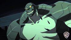 Son Of Batman, King Shark, Killer Croc, Deadshot, Now And Then Movie, Smallville, Animation Film, Baddies, Crocs