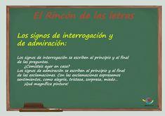 20 Reglas de ortografía para infantil y primaria