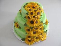 Wedding Cakes, Naked, Desserts, Food, Tailgate Desserts, Meal, Wedding Pie Table, Dessert, Eten