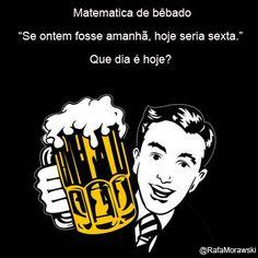 Matemática de bêbado