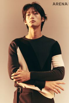 포근한 스웨터 Korean Fashion Men, Mens Fashion, November, Moda Masculina, November Born, Man Fashion, Men's Fashion, Male Fashion, Men Fashion