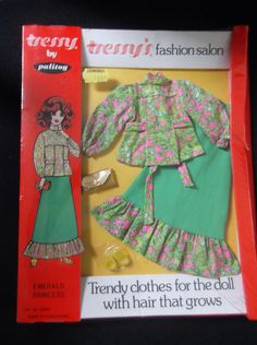 Palitoy Tressy 1960's 2nd IssueTressy Dolls & Boxed Outfits SPECIAL LIST | 194+12.95