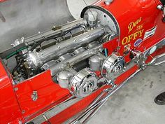 Hot Rods - So, what do you think is the coolest hot rod engine . Hemi Engine, Motor Engine, Sports Car Racing, Race Cars, Auto Racing, Vintage Race Car, Vintage Ads, Indy Cars, Car And Driver
