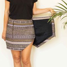 Couture Mode, Style Couture, Couture Fashion, Women's Fashion Dresses, Dress Outfits, Boho Shorts, Casual Shorts, Mode Boho, Dress Clothes For Women