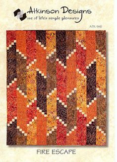 Fire Escape Quilt Pattern