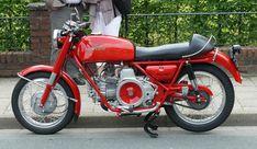 XXX Moto Guzzi Falcone red l   Flickr - Photo Sharing!