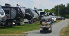 RV Park Safety Tips: Protecting Your Possessions | Heartland RVs Blog