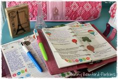 Two Filo System: one for planning, one for journaling?