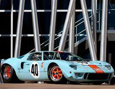 Steve McQueen's Le Mans Ford GT40