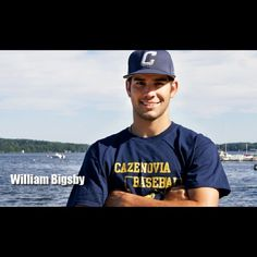 """Meet sophomore William Bigsby, our newest """"My Caz Experience."""" Find out why transferring to Caz was the right choice for him! #CazenoviaCollege #MyCazExperience"""