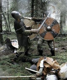 Epic battles!