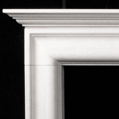 Bolection White Marble Fireplace | English Fireplaces