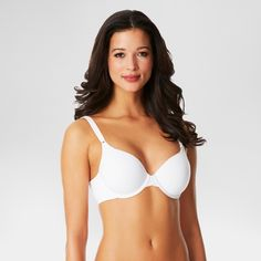 Simply Perfect by Warner's Pillow Soft Underwire with Lift Bra RD0771T -