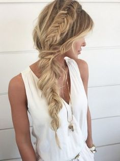 10 Must-Try Trends for Summer 2015 -- summer hair