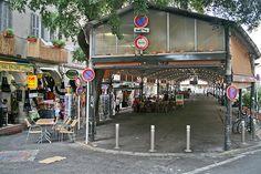 Marketplace, Antibes, France  Souvenirs - La ou j'ai fait toutes mes courses, le jour du marche.
