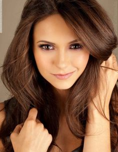Nina Dobrev Hair Color