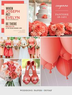 Cayenne is one of 2014 hot, trendy must have colours, follow us at #Labola.co.za to keep up with the trends.