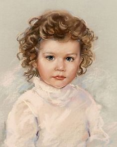 Portrait by Linda Weaver