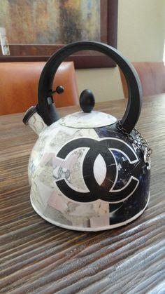 Chanel Teapot purse