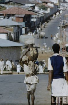 vintage everyday: Amazing Color Photos of Life in Ethiopia in the 1950s