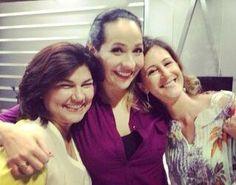 Cristiana Lobo, Maria Beltrão e Ana Horta