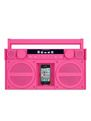 cause I can't live without my radio... iHome ip4 Portable FM Stereo Boombox