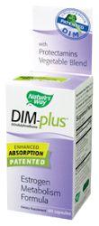 The DIM :shrink fibroids naturally