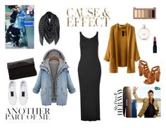 """""""one  black dress"""" by sekargupita on Polyvore featuring Topshop, Envi, Louis Vuitton, Pierre Hardy, Bamboo, Urban Decay, Chanel, Smashbox and another"""