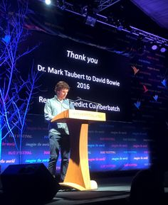 Benedict Cumberbatch at Hay Festival Letters Live May 2016 Benedict Cumberbatch, David Bowie 2016, Planetary System, Alan Turing, Richard Iii, Festival 2016, Like Crazy, Geek Out, Baker Street