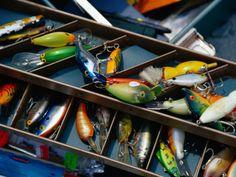 Fishing Lures #Spin_fishing