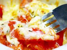 簡単にイタリアン!完熟トマトのチーズ焼きの画像
