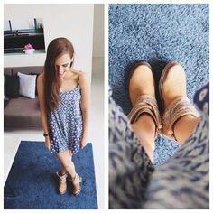 Yuya;) '' le regalaron zapatos nuevos  (comento en twitter)