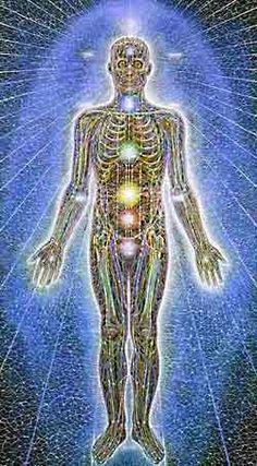 Magie et Voyance: Activation de la peau et nourrir son corps avec le Prana