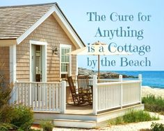Castle Hill Inn Cottage by the Beach. Featured on Beach Bliss Living: http://beachblissliving.com/beach-cottages-castle-hill-inn-newport-ri/
