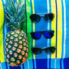 Keep your selfie game strong in the sun! // @freepeople @marinelayerinc @sunglasshut