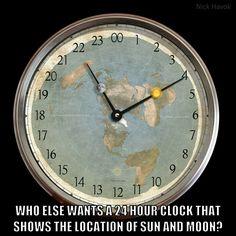 The Flat Earth Truth (@asweetyam)   Twitter