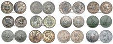Le monete da 2 lire hanno segnato la storia italiana per circa 100 anni. Scopri tutto sulle 2 Lire Spiga, sulle 2 lire Olivo e tutte le altre lire rare. Lus, Coins, Personalized Items, Italian Lira, Rare Coins, Rooms