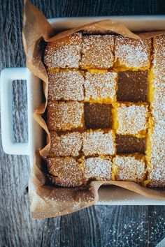 thick and chewy lemon bars