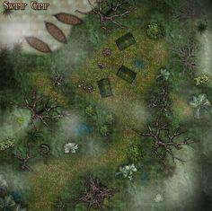 Swamp Camp