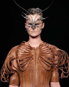 Iris van Herpen, Amsterdam Fashion Week 2010