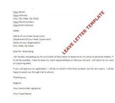 Office leave letter format gidiyedformapolitica office leave letter format spiritdancerdesigns Choice Image