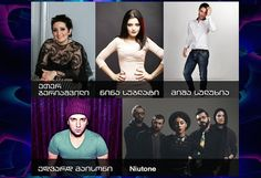 Poll: Who should win Georgia's national selection for Eurovision?
