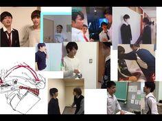 How Japanese Boys Do Kabedon (BL Kabedon) 日本男x男版壁咚 - YouTube