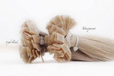 KERATIN BONDS -  HUMAN HAIR EXTENSIONS   SALON PROFESSIONAL