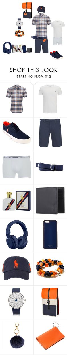 """Southeast Texas Casual!"" by k-harm-1220 ❤ liked on Polyvore featuring Polo Ralph Lauren, Ralph Lauren, Beats by Dr. Dre, Knomo, Pearlz Ocean, Klokers, Rains, Carole, Clava and Kipling"