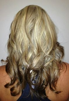 Reverse ombre, I think I'm going to get this