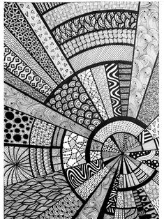 31 Ideas for doodle art ideas draw zentangle patterns The Effective Pictures We Offer You About my ideas board A quality picture can tell you … Doodle Art Drawing, Zentangle Drawings, Doodles Zentangles, Mandala Drawing, Cool Art Drawings, Drawing Tips, Zentangle Art Ideas, Easy Zentangle Patterns, Doodling Art