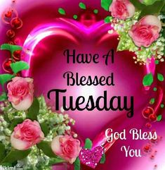 Have a very happy and blessed Tuesday! Description from pinterest.com. I searched for this on bing.com/images