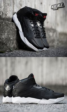 "Cold as Ice - The latest Version of K1X' Performance Sneaker is available: K1X Anti Gravity ""Black Ice"""